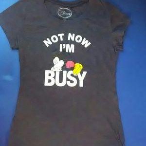 Disney size medium (7-9) Mickey Mouse Tee shirt